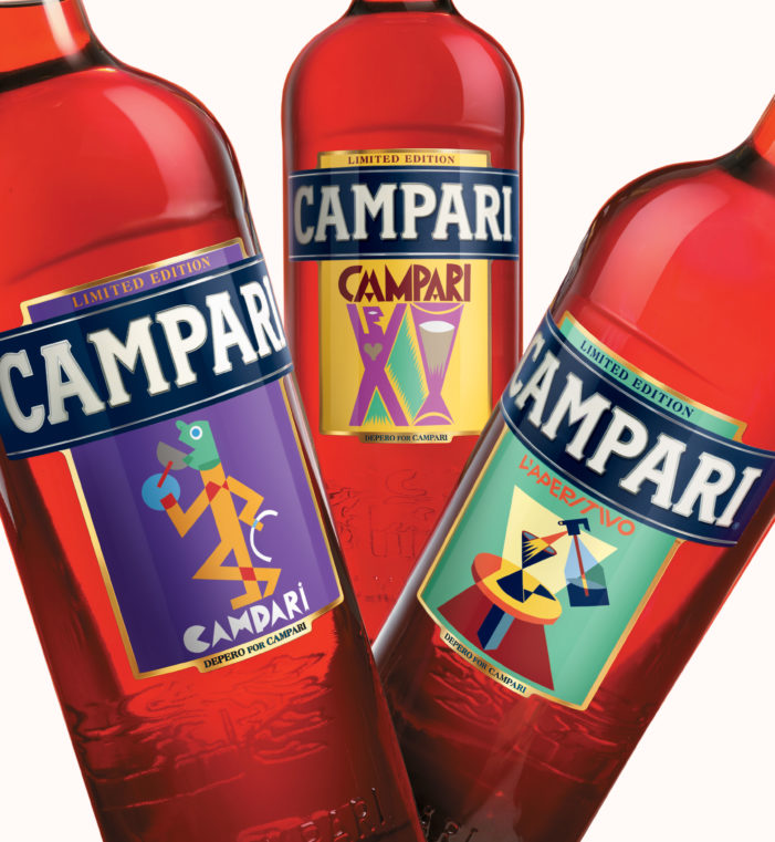 Campari Presents The 2014 Art Labels