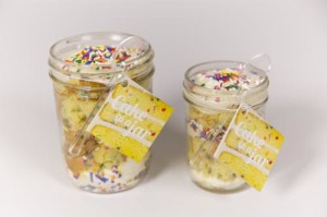 Duff's Cakemix Cake-In-A-Jar