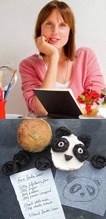 Frances and Panda Scone One Image