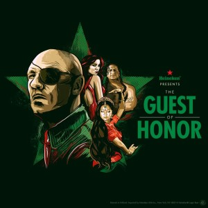 Heineken The Guest of Honor