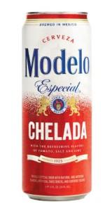 CONSTELLATION BRANDS BEER DIVISION MODELO ESPECIAL CHELADA