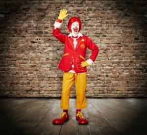 Ronald McDonald 1