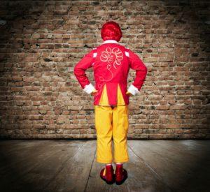 Ronald McDonald 2