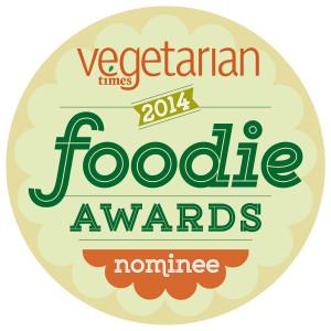 2014 Vegetarian Times Foodie Awards