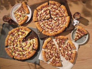 Pizza Hut BBQ Pizza - restaurants
