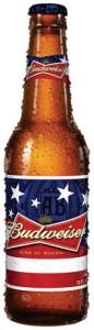 Budweiser Patriotic Packaging