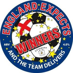 England Expects - Winners