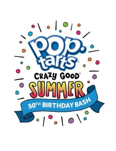 Kelloggs Pop-Tarts Crazy Good Summer