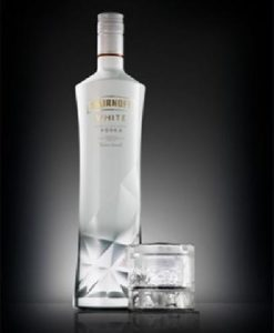 Smirnoff has launched a new vodka exclusive to travellers - Smirnoff White