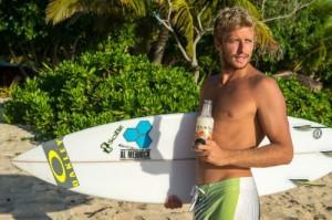 PepsiCo Professional Surfer 'Seabass' Zietz
