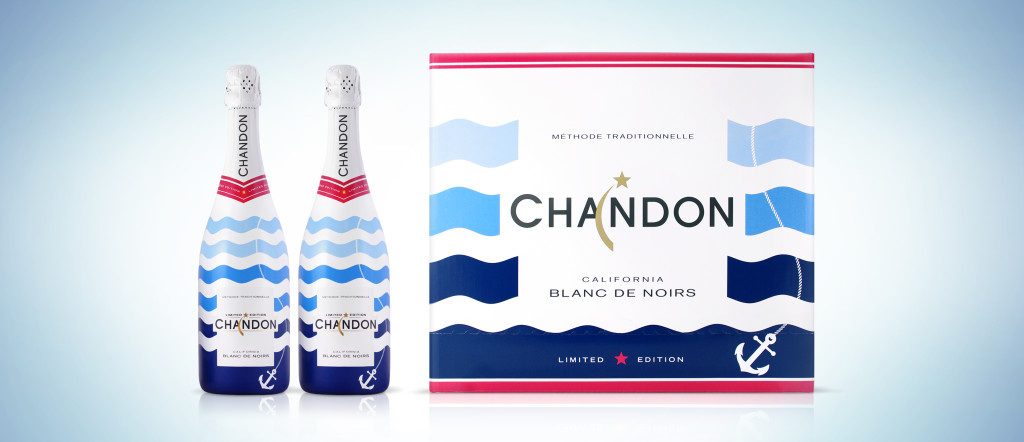 Chandon Summer 14 Bottle+Box