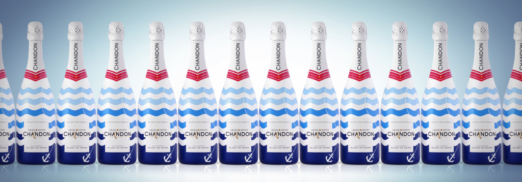 Chandon Summer 14 Bottles Line-up