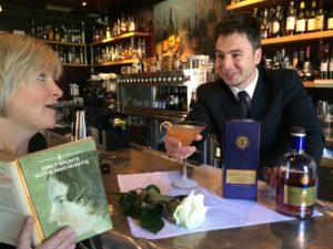 Bronte Liqueur Yorkshire Day 2014
