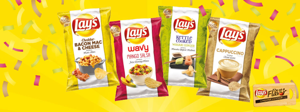 Lays do us a flavor 2018 winners