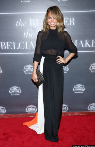 Chrissy Teigen And Stella Artois Host Belgian National Day Celebration To Kick Off Launch Of The Butcher, The Baker, The Belgian Beer Maker Series
