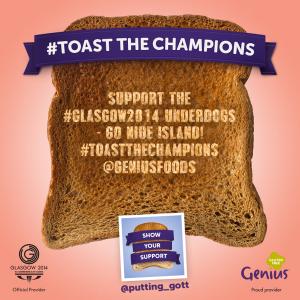 toast the champions