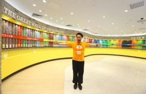 Mars Retail Group MMS World Eason Chan