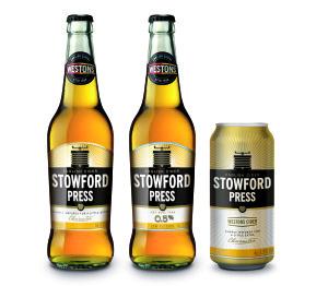 Stowford Press Brand On Shelf redesign