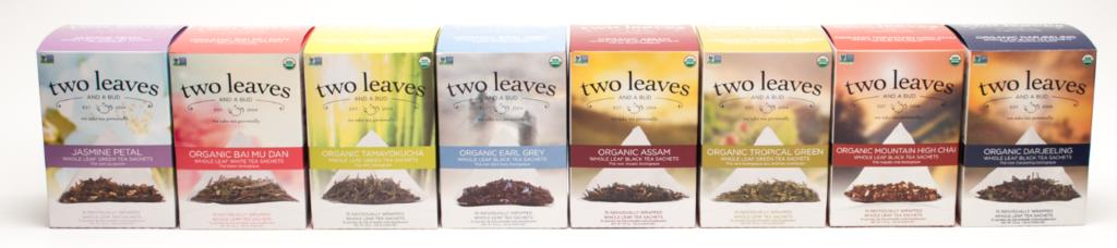 Two Leaves Tea_New Packaging