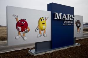 Mars Chocolate North America