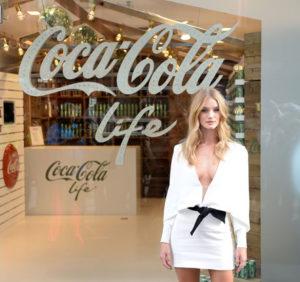 Coca-Cola Life launch