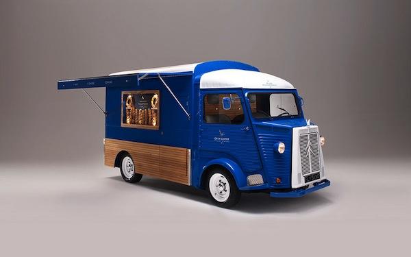 Boulangerie François camionnette1