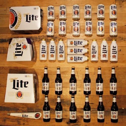 Original Light Beer Returns To Original Look On All Fronts