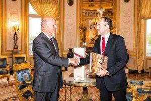 G.H.MUMM Becomes the Official Supplier of the French Palais de la Legion d'Honneur