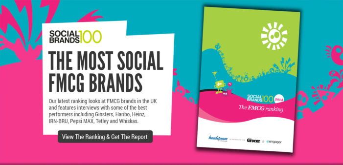 Research Shows that Top FMCG Brands on Social Media Aren't the Best Sellers
