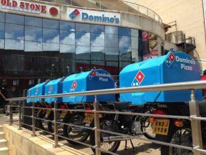 Domino's Pizza Kenya store