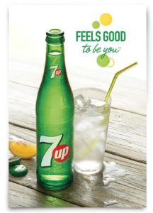 PepsiCo 7up Feels Good To Be You