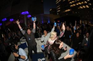 Unveil Event Bud Light