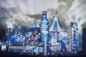 House of Whatever Bud Light GETTY