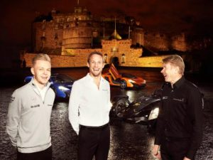 JOHNNIE WALKER(R) Scotch Whisky to Give 250,000 Kilometres of Safe Rides Home Across the World as Part of Festive Responsible Drinking Initiative