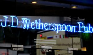 Wetherspoon bans Heinekin products