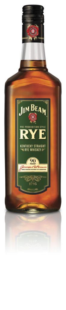 Jim Beam Rye Whiskey Staple