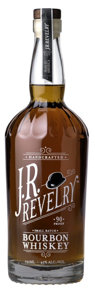 JR Revelry - New Handcrafted Bourbon Whiskey