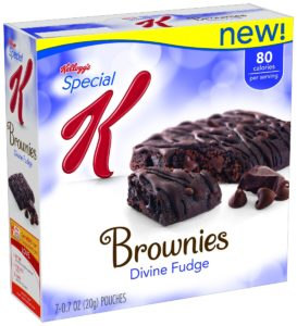 Special K Fudge Brownies