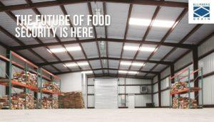 Blumberg Grain Warehouse