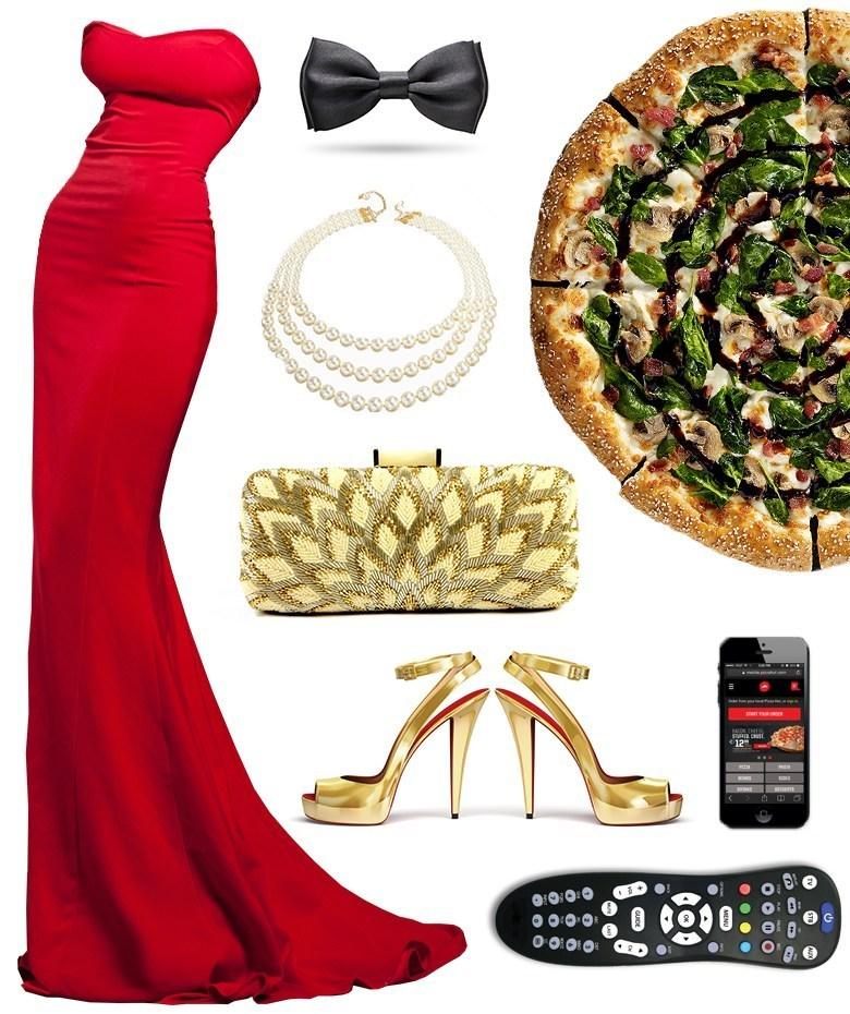 Pizza Hut Mood Board