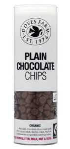 Dove-Plain Chocolate Chips