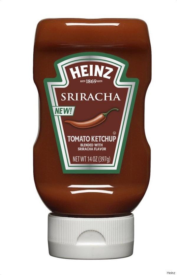 Heinz Sriracha2