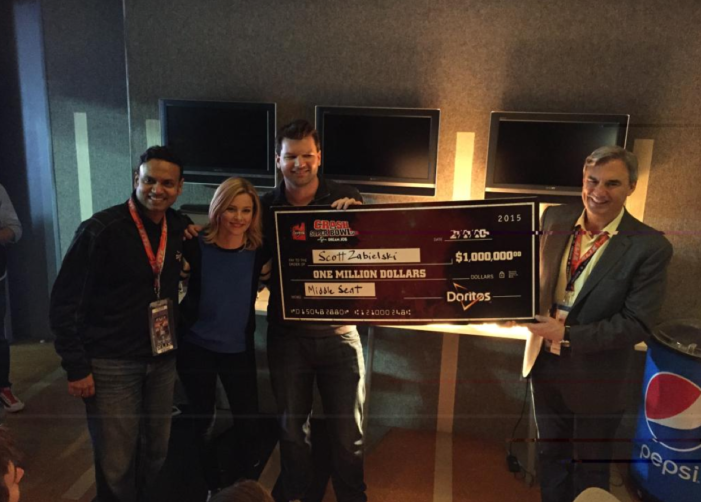 Doritos Reveal the Winner of the 'Crash the Super Bowl' Contest