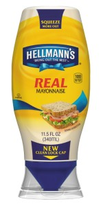 Hellmann's Squeeze Bottle
