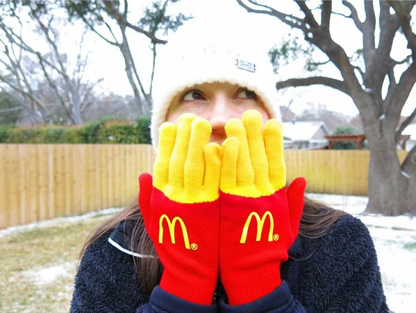 McDonald's- Fry gloves2