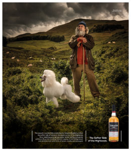 Tomatin Whisky Campaign2