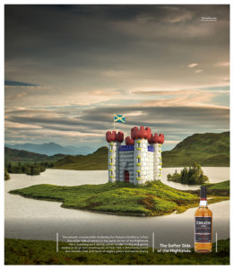 Tomatin Whisky Campaign3