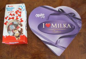 milkaandkinderchocolate