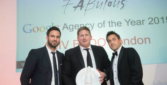 AMV BBDO Retain Google FAB Agency of The Year Title