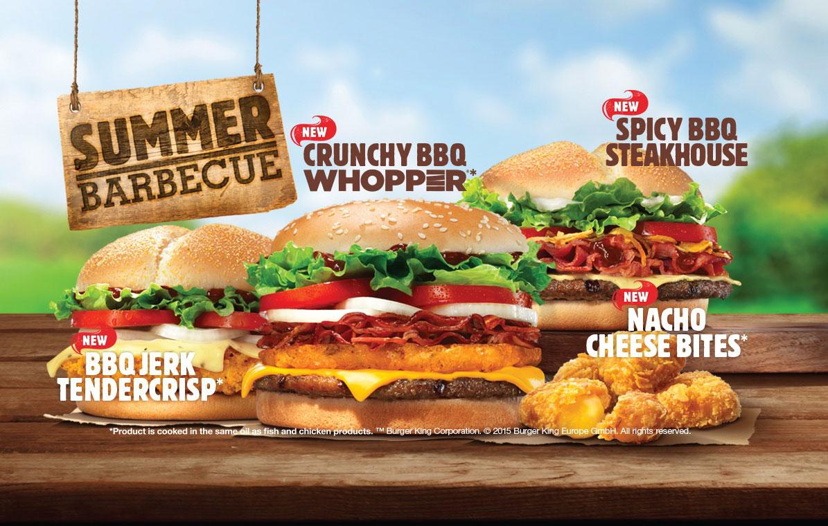 Summer BBQ Carousel 0 Burger King